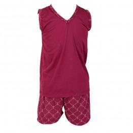 Pijama Infantil Masculino - Camisa lisa