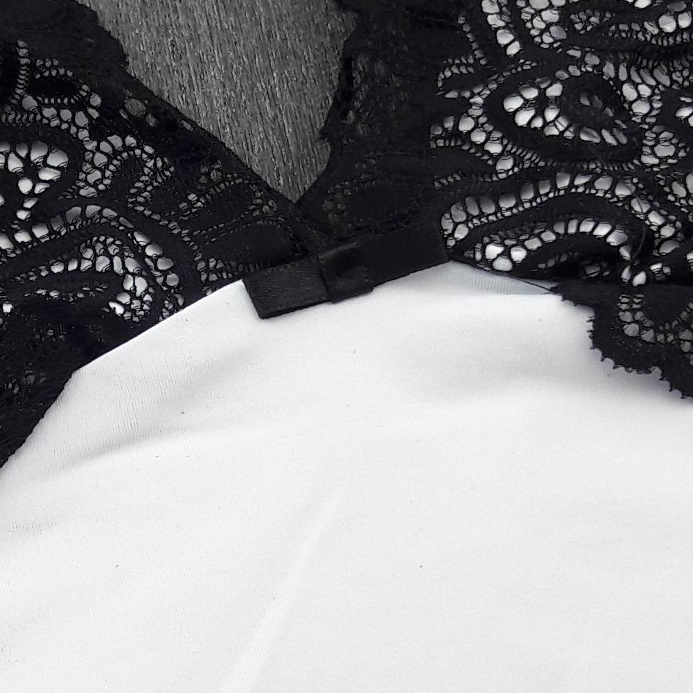 Camisola  Plus Size Renda
