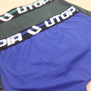 Cueca Boxer Microfibra Lisa UTOPIA