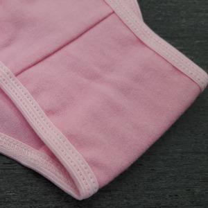 Calcinha Plus Size em Cotton Detalhe Estampado