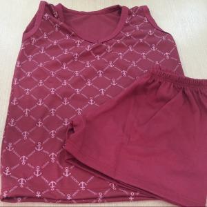 Pijama Infantil Masculino - Camisa Estampada