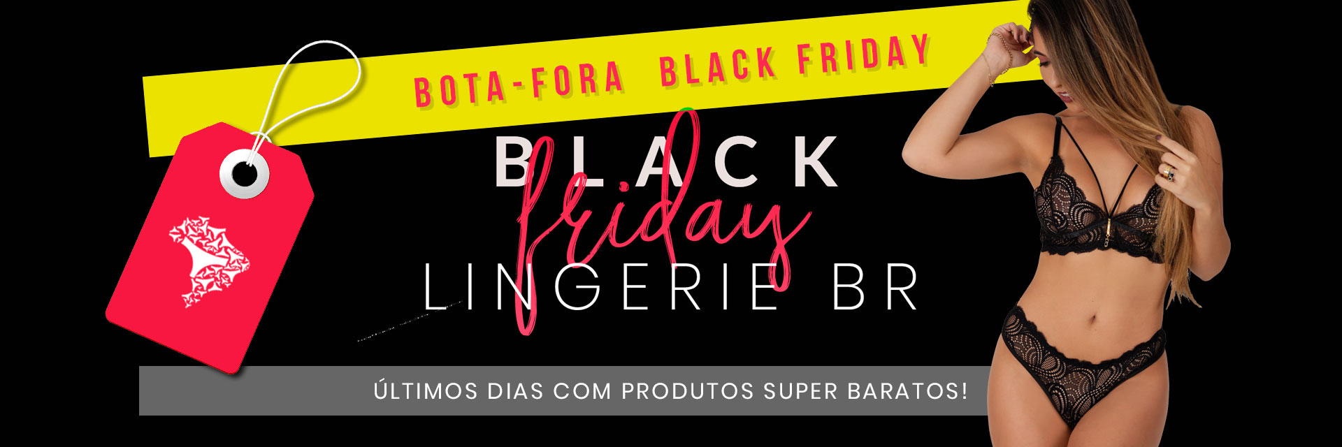 Bota-fora Black Friday