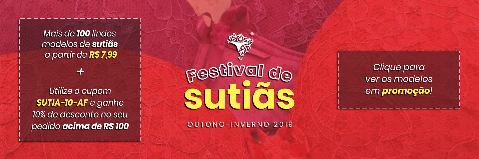 Festival de Sutiãs